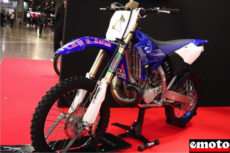 Motos du cinéma au salon du deux-roues de Lyon en 20 films Yamaha-yz-250-dans-mammuth
