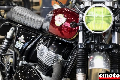 Royal Enfield Interceptor 650 : 7 préparations au contest