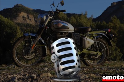 Podcast : essai de la Royal Enfield Bullet 500 Trials